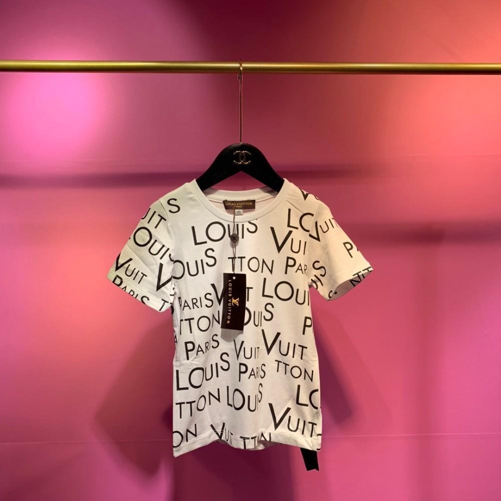 c2c47c4da Compre Lou 2019 Principios De La Primavera Nueva Camiseta De Manga Corta  Con Tejido De Algodón Mercerizado De Alta Calidad Importado.