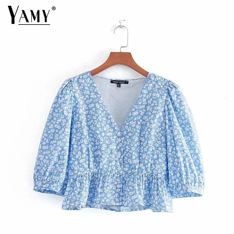 2a81732d28aba 2019 Summer plus size women blouse vintage kawaii white print shirt women  tops boho korean fashion clothing streetwear blusas