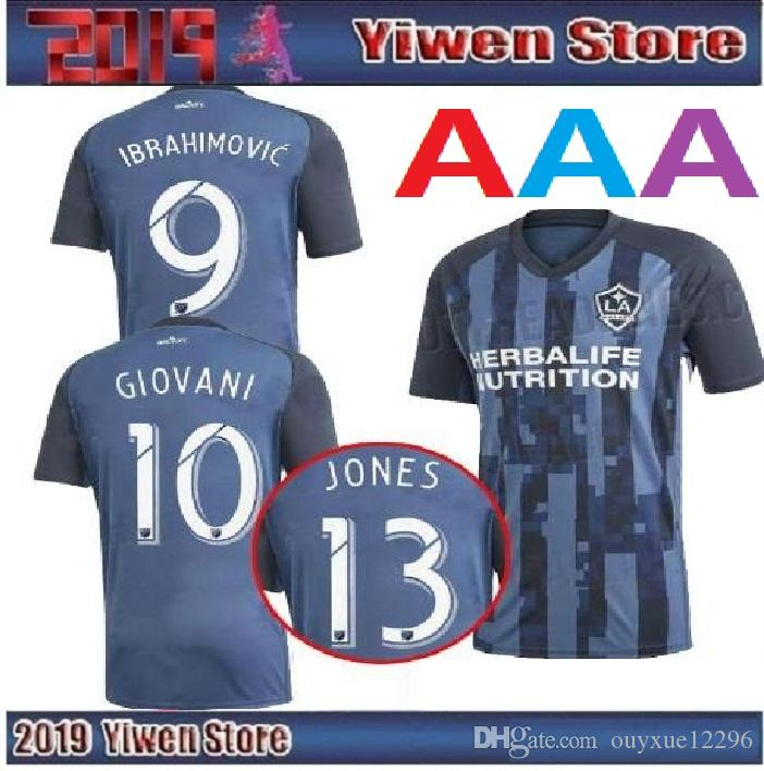 2019 2019 20 Zlatan Ibrahimovic Los Angeles Galaxy Soccer Jersey Home Away  19 20 GIOVANI COLE ALESSANDRINI KAMARA Jones ROGERS Football Shirts From ... 27401f202