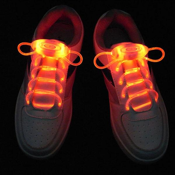 Multi-Color Neon LED Shoe laces Shoes Strap Glow Stick Light Shoelaces Accessories Holiday Party Decoration