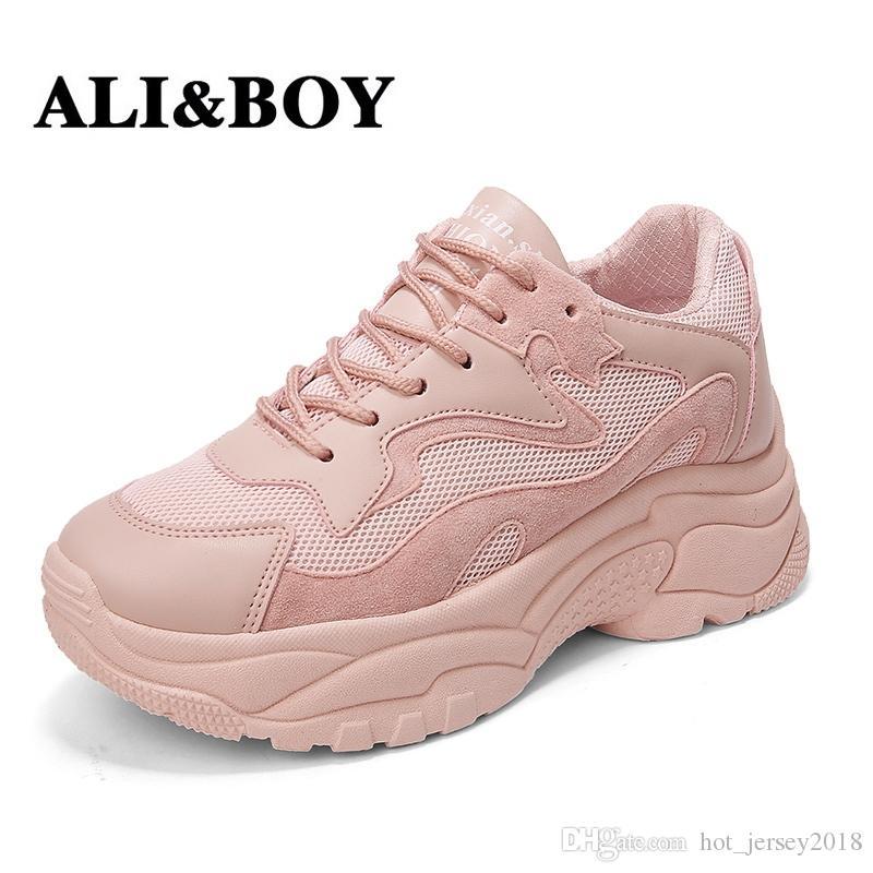 léger Nike Air Max MC SP Femmes Chaussures de course Beige