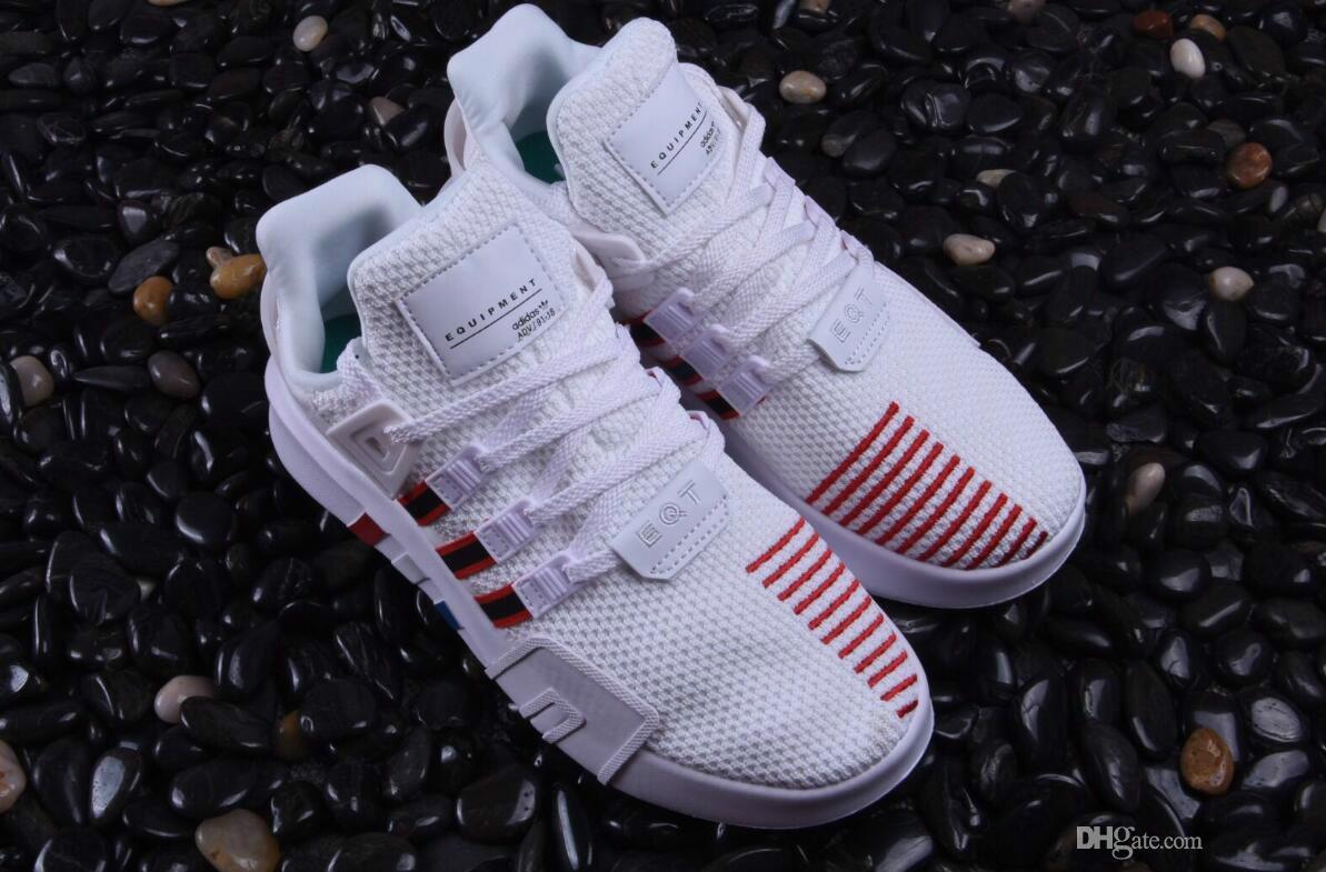 EQT Basketball ADV Bask Support Mid Originals 2018 New Men Designer Sports Running Shoe for Men Sneakers Women Luxury Casual Trainers