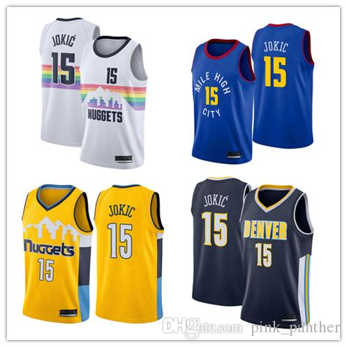 4547a93c7e4 ... germany 2018 2019 denver men 039 s nuggets jersey 578cd fbc01