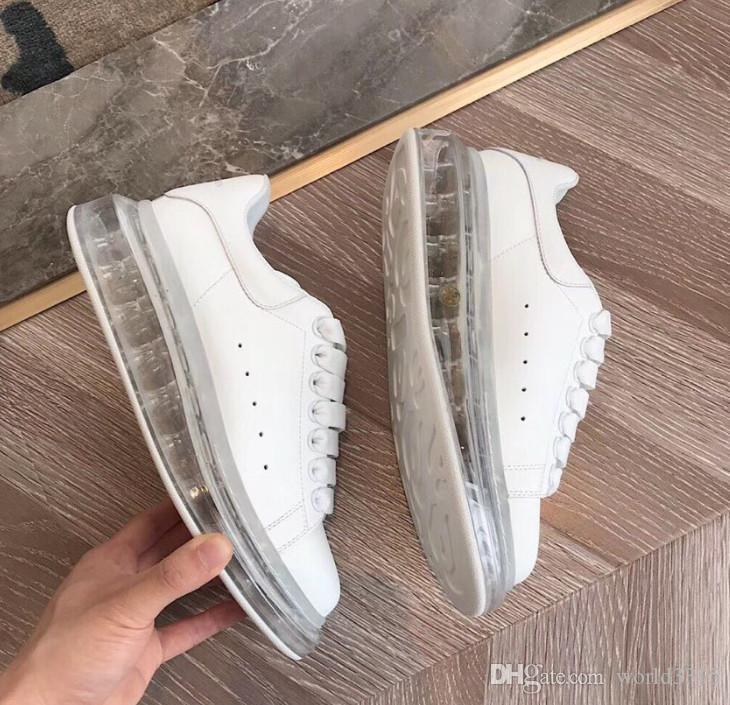 Black White Platform Classic Casual New Arrival Fashion Men Women Casual Shoes Luxury Designer Sneakers Shoes size:35-46 007