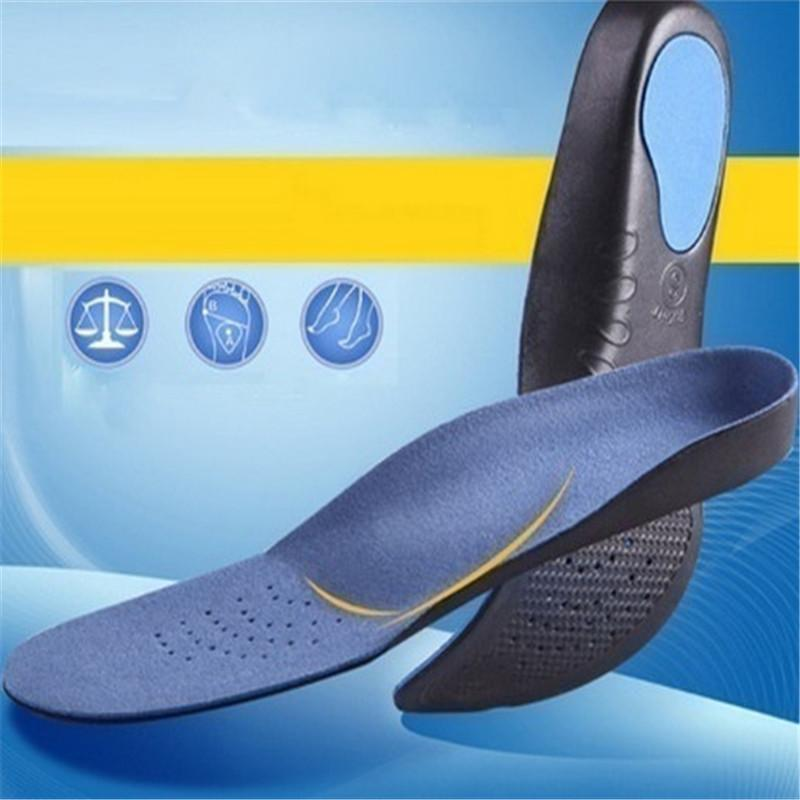 Orthotic Arch Support Sport Shoe Pad Sport Running Gel Plantillas Insertar cojín para hombres Mujeres Unisex Foot Care Shoes Pad