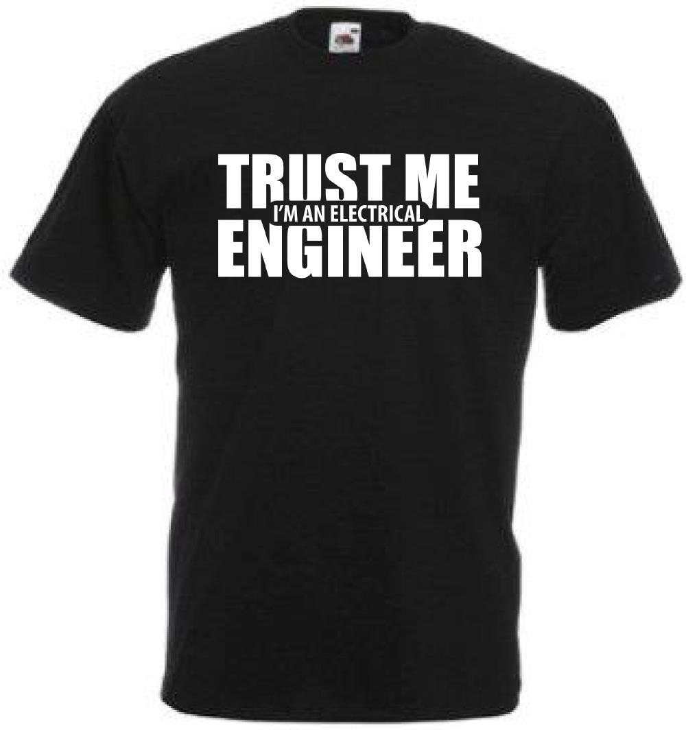 8038fa86 Funny trust me i'm an electrical engineer t shirt tshirt t-shirt gift idea  f93Funny free shipping Unisex Casual Tshirt top