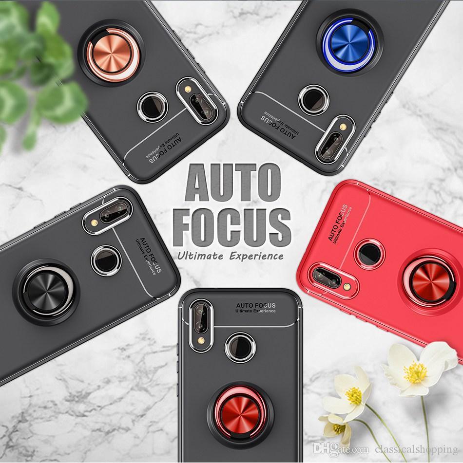 nuovo prodotto ea80f b3e60 Custodia rigida 3D per Huawei P20 Lite Custodia protettiva magnetica per  Huawei P20 Pro