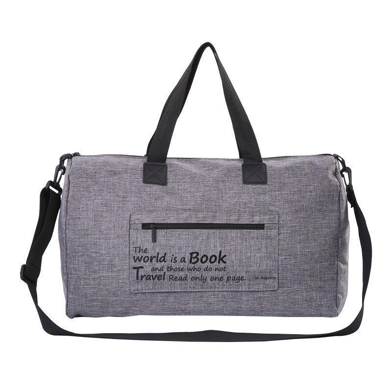 Women Men s Travel Bag Carry-on Duffle Handbag