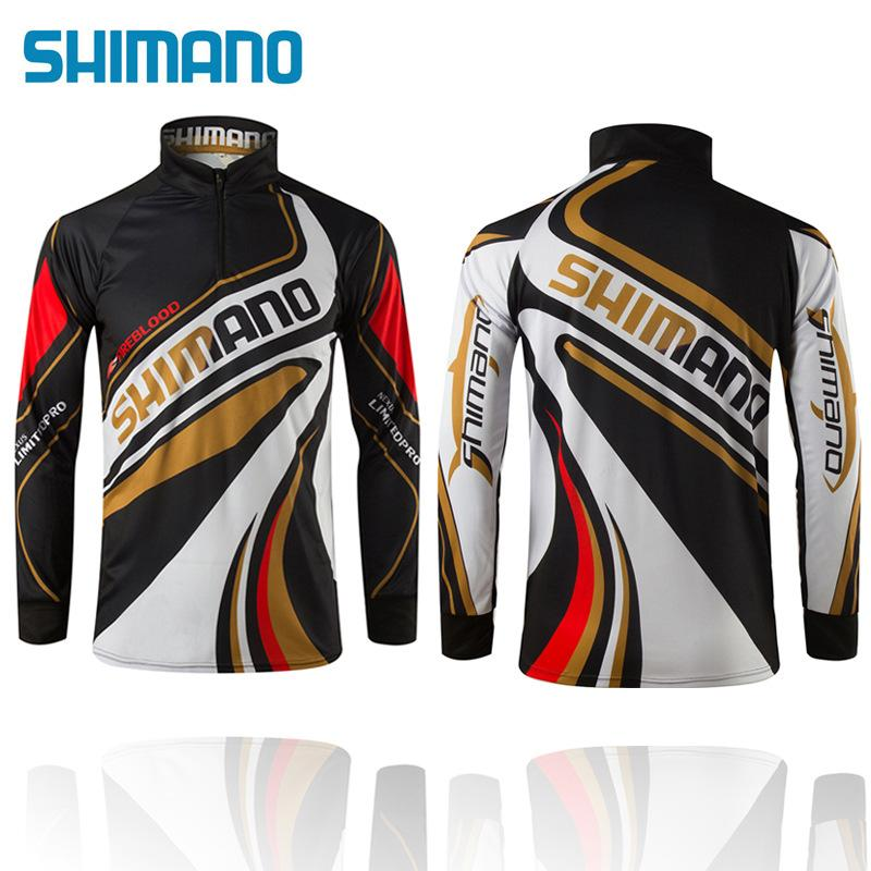 13238579 M-5XL Outdoor Sportswear UV Breathable Quick-drying Fishing Clothes ...