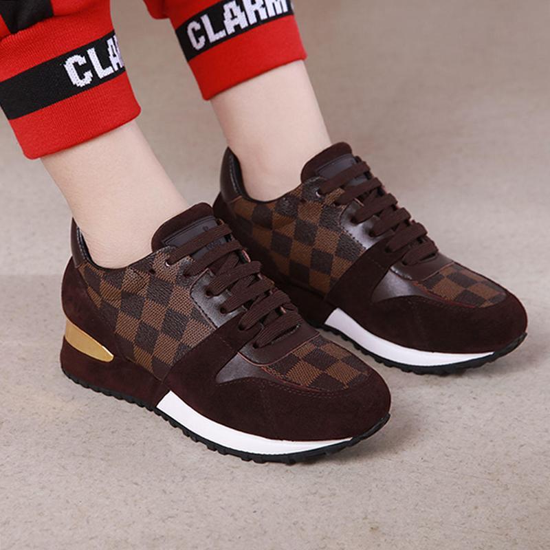 d63d6030725 2019 Bayan Spor Ayakkabı Koşup Sneaker Chaussures de femmes Kökeni ile Spor  Ayakkabı Kutusu Scarpe da donna Rahat Koşu Ayakkabı Bırak gemi