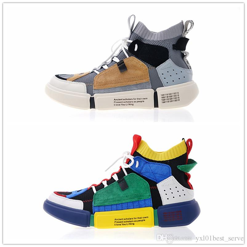 49c0ddbdd0e9 2019 New Arrival LANDAIBAL ACE NYFW Designer Luxury Dad Shoes Original  Quality Mens Running Shoes Womens Sports Sneakers Jogging EUR 35 44 Shoe  Sale Running ...
