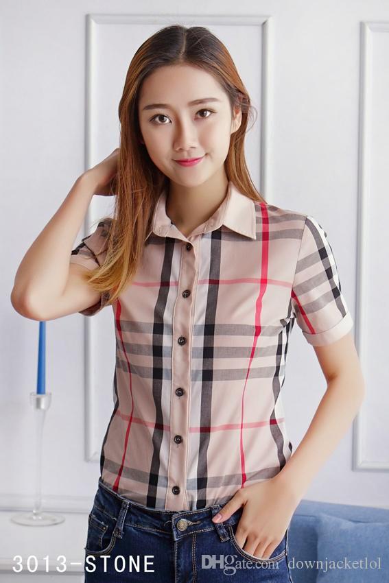 a2e94467 2019 Women Newspaper Print Shirts Dress Sleeve Blouses Lady Printing  Clothing Girls Lapel Neck T Shirt Fashion Retro Streetwear For Cool Woman  From ...