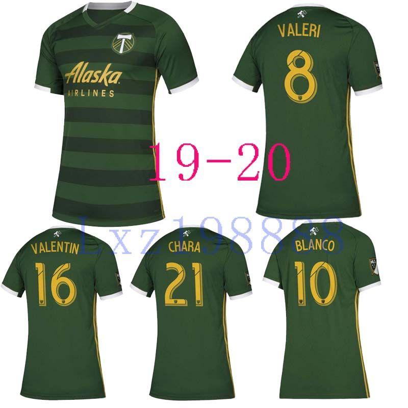 Portland Timbers Schedule 2020 2019 NEW 2019 2020 Portland Timbers SOCCER JERSEY 19 20 MLS VALERI