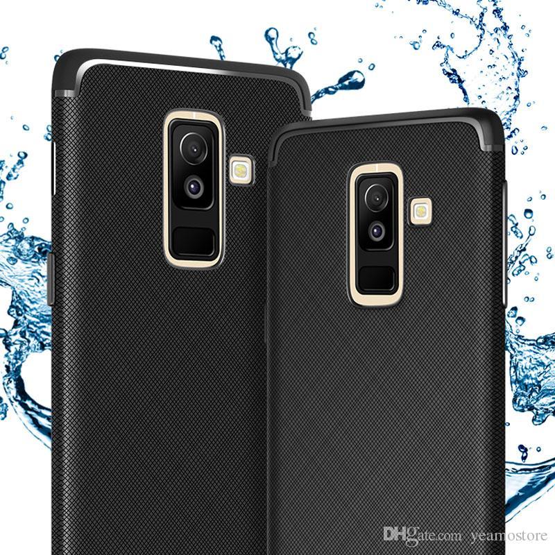 Hullen Fur Handys Tpu Silikon Schutzhulle Fur Samsung Galaxy A6 A6s