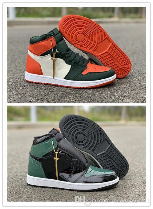 4ab802c2b4e New Hydro I 1 High OG Black Green AV3905-038 Basketball Shoes ...