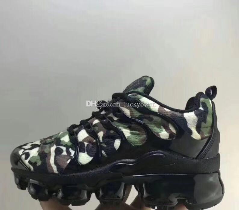 Acheter Nike TN Plus Air Max Airmax Vapormax 2019 Enfants TN Plus Designer  Chaussures De Course Pour Enfants Garçon Filles Baskets Tn 270 Sneakers  Classique ... 1bd8b4a1bb6