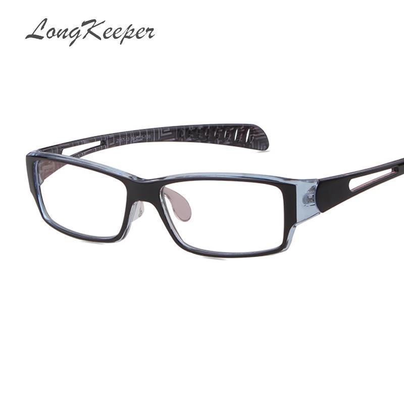 651fe5aba52 2019 High Quality Rectangle Optical Glasses Frame Women Vintage Transparent  Eyeglasses Men Female Fashion Accessories From Ericgordon