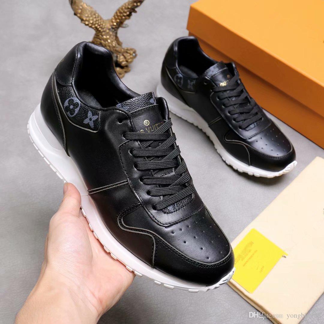 Sie Können Original Herren Luxus Schuhe Sneaker, Kaufen