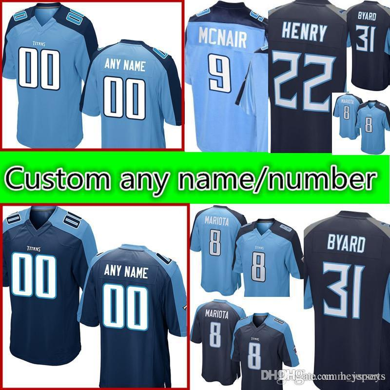 5ea92d94 77 elite football jersey a0803 963e9; store 2018 tennessee custom titans  jersey 77 taylor lewan 31 kevin byard 22 derrick henry 25