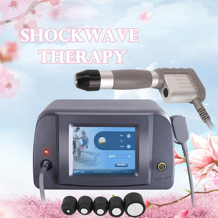 Unique design sale Extracorporeal shockwave therapy shock wave machine  slimming weight loss pain relief CE/DHL