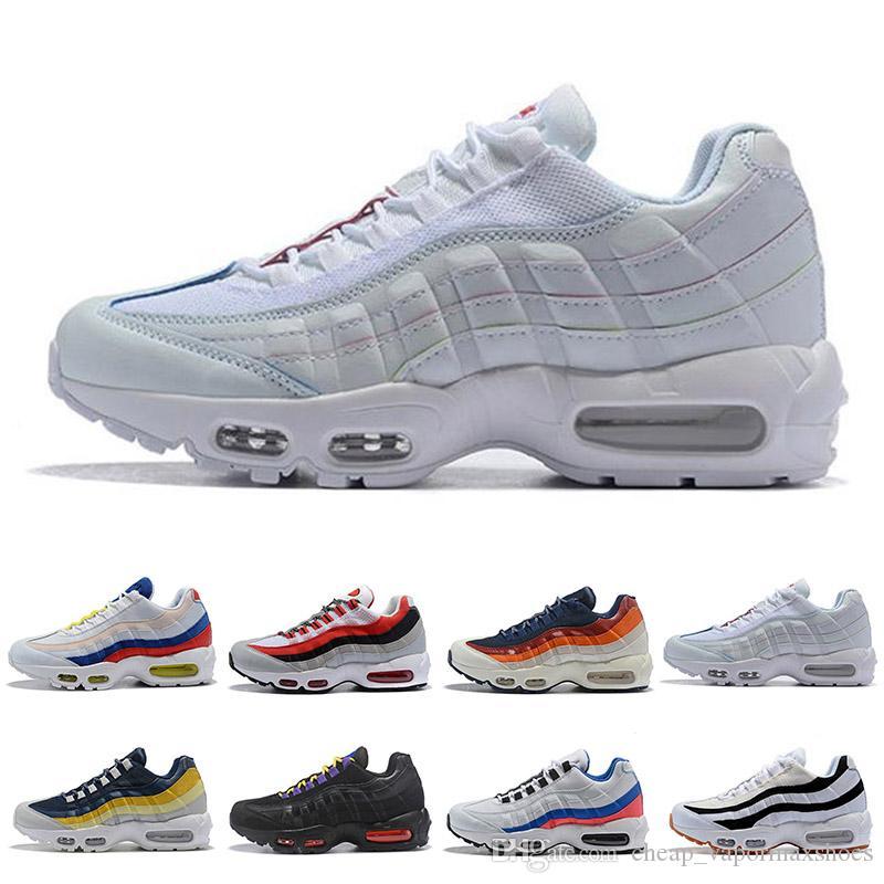 NIKE Air Max 95 Mejores productos de mayor venta para mujer, zapatillas de running ERDL Goes Full Camo Runner Shoe para hombre, camuflaje, deporte