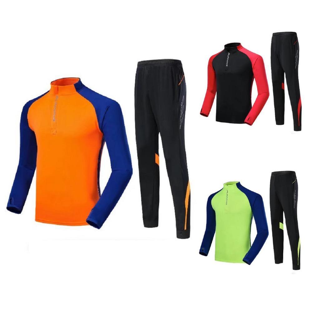 Noir à manches longues Sports T-shirt Formation-Couche de base exercice Armée Nouveau