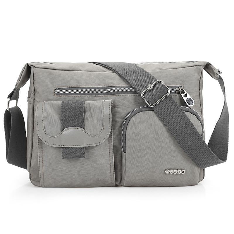 c5e354ed0bc0 New Fashion Men S Shoulder Bag Vintage Denim And Nylon Men Messenger Bag  Korean Style Cool Women Waterproof Handbag AWM89 Side Bags Handbag Brands  From ...
