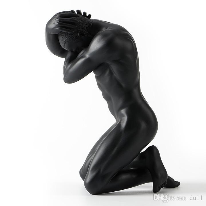 2021 Home Body Art Modern Resin Creative Display