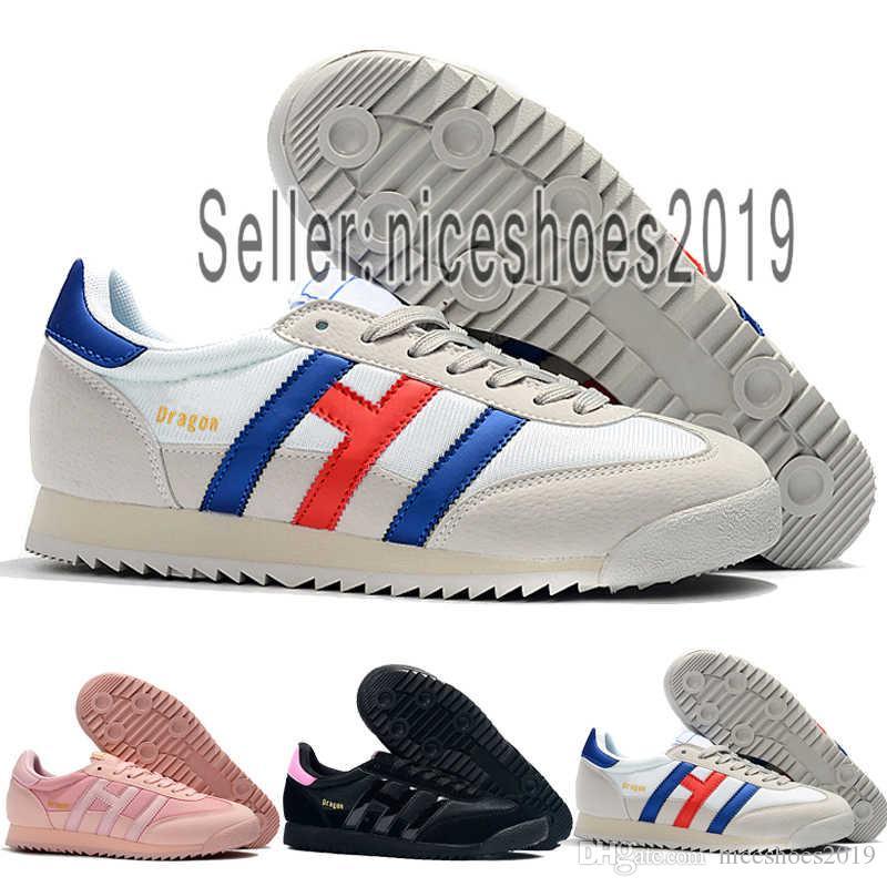 Adidas De Originals Hombre Para Deporte Dragón Zapatos Del