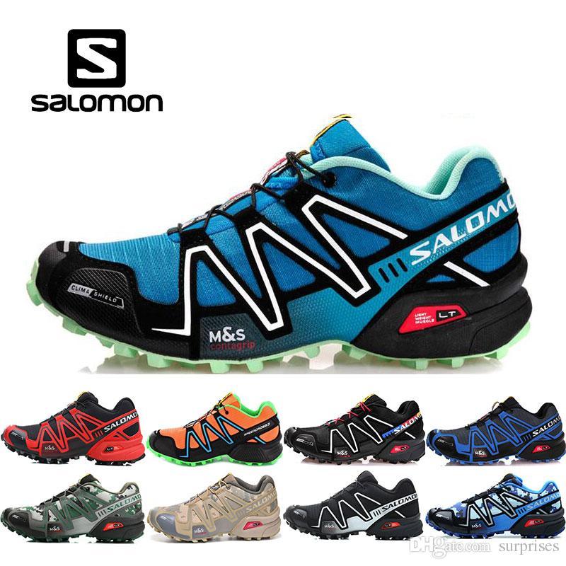 Baratas Compre Zapatillas Salomon Zapatos Hombre Speed Para rqnIrCwzx
