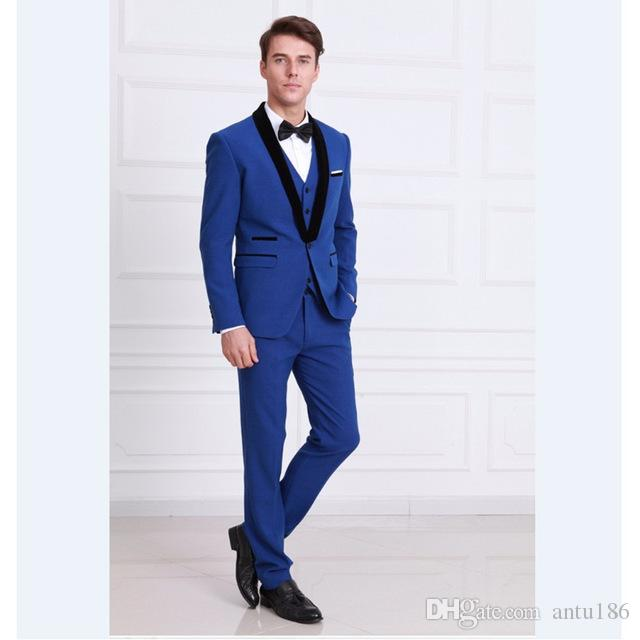 Piezas Chaqueta Compre Pantalón Hombre Tres De Traje wCPxqPIF