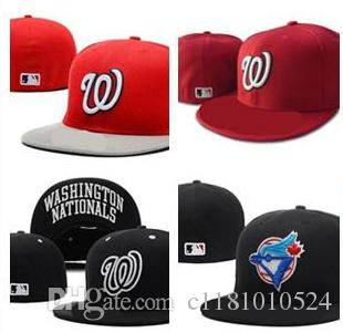 Newest Washington Nationals Fitted Hat Online Shopping Street Fitted  Fashion Hat W Letters Snapback Cap Men Women Basketball Hip Pop Customized  Hats Custom ... 0807d134c9