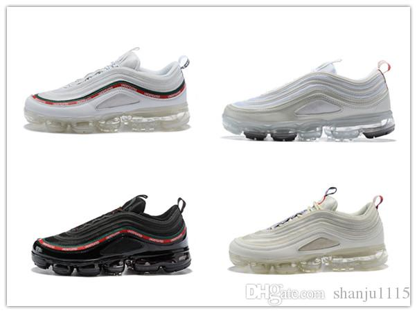 2019 97 Plus Off Tn Tuned 1 Hybird Mens Women Running Shoes 97s Fashion  Shock White Trainers Designer Maxes Sneakers From Shanju1115 7054cda2bcc9