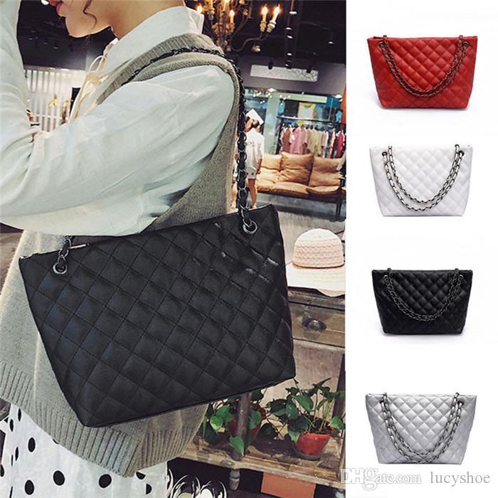 Damentaschen Womens Ladies Designer New Style Leather Satchel Shoulder Bag