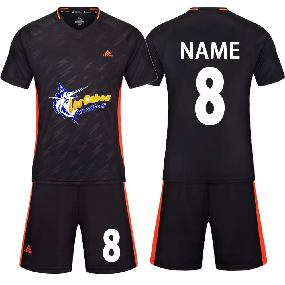 e0f124adc 2019 New 2018 Football Match Sportswear Men Kids women Team Custom football  jerseys Soccer jersey Training youth kits Football Uniforms