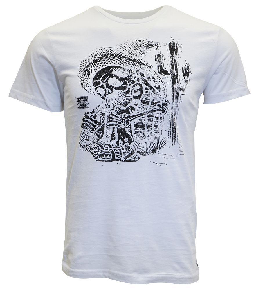 Iron Fist T Shirt Sucio Gringo White Men Tee Design Your Own T