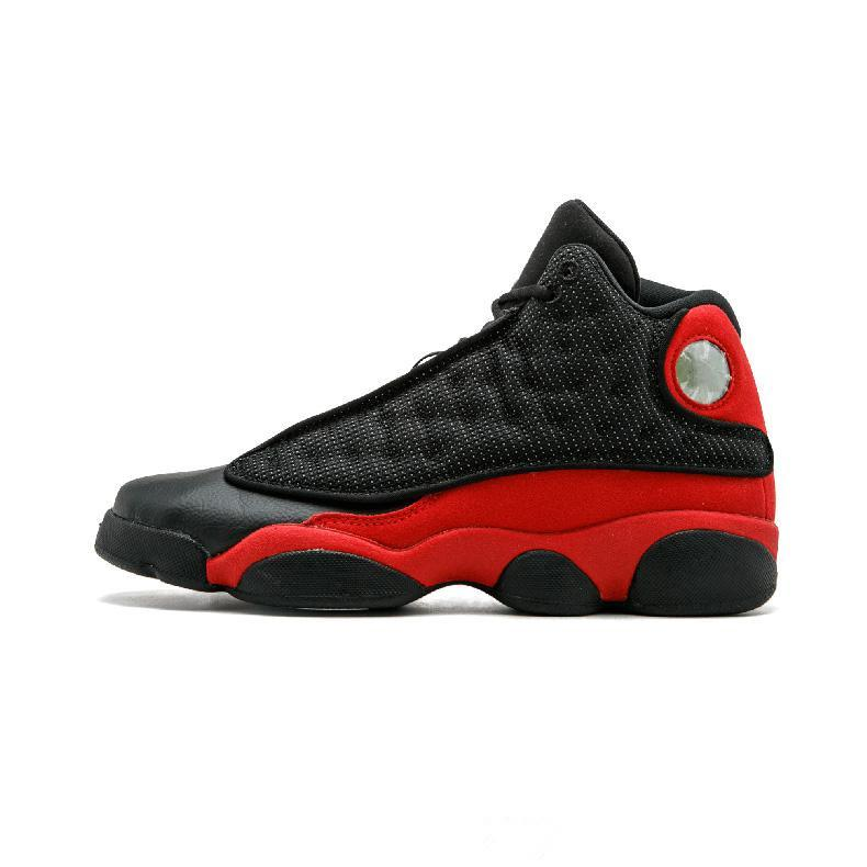 ABLE2018 He Got Game XIII 13 Italy Blue 13s black cat Hyper Royal Chicago men basketball shoes 13s bred Phantom sports Sneaker 40-45