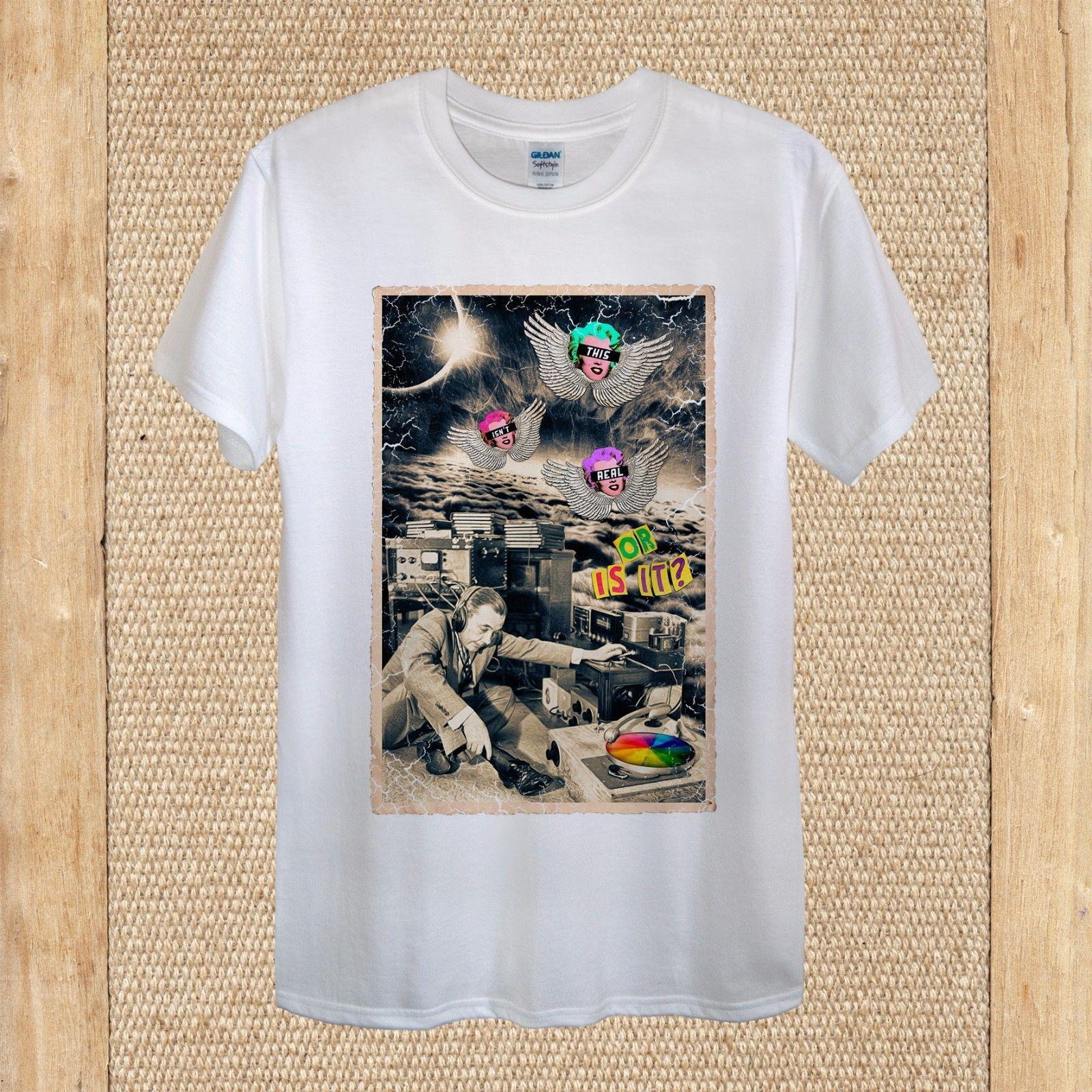 This Istnt Real Art Creative T Shirt Design High Quality Unisex