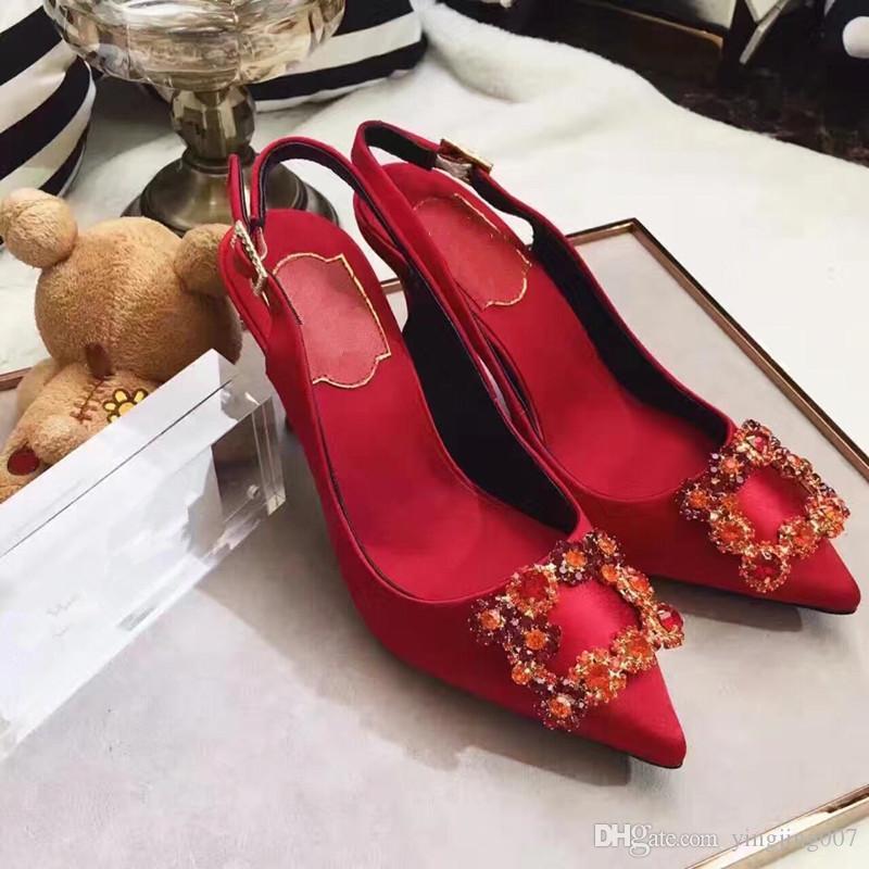 f1d8b8ab1ba02 Red Bottoms Heels Fashion Luxury Designer Women Shoes High Heels ...
