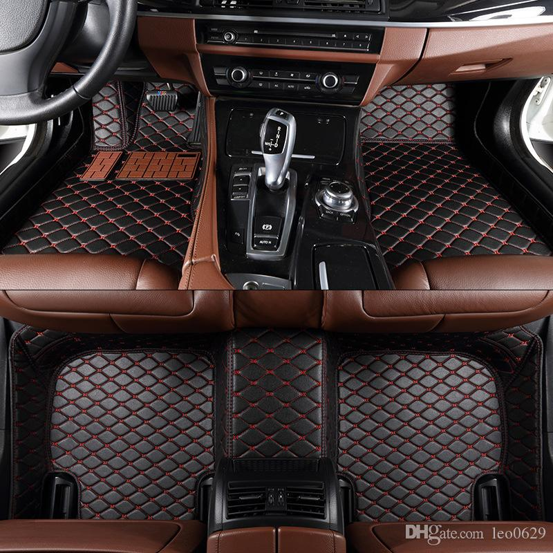 Smartliner 2008 2019 Toyota Sequoia Floor Mat Custom Liner: 2019 Custom Fit Car Floor Mats For Toyota Toyota Corolla