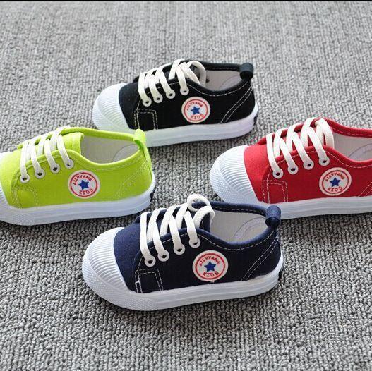 187870db Compre Nuevos Zapatos De Bebé Lona Transpirable 1 4 Años Zapatos De Niños  es Cómodos Para Bebés Zapatillas De Deporte Para Niños Zapatos Para Niños  Pequeños ...