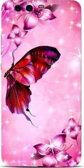 GoGo Huawei P10 Plus Penbe Look Butterfly Silicone Skin Case Ship from Turkey HB-003800086