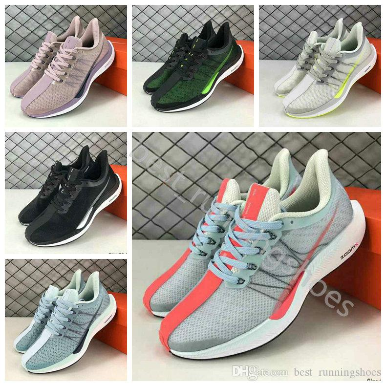 32666c69385c8 2019 2019 Zoom Pegasus Turbo Barely Grey Hot Punch Black Air White Running  Shoes Men React Zoom X Vaporfly Pegasus 35 Trainers Zapatos 36 45 From ...