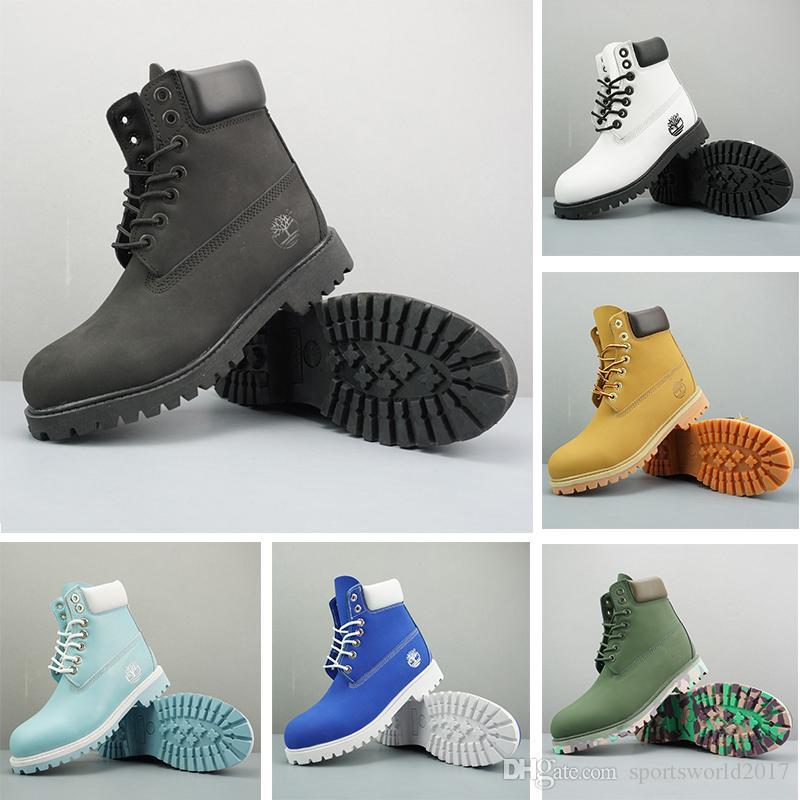886c6b9c Compre Timberland Boots Botines Para Mujer Para Hombre Castaño Triple Negro  Blanco Camo Rojo Botas Militares Con Tamaño 36 46 Promoción Por Tiempo  Limitado ...