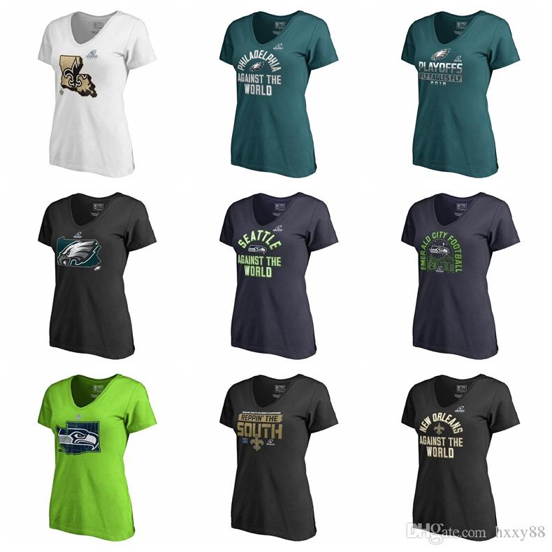 603d418a3 New Orleans Saints Philadelphia Eagles Seattle Seahawks Pro Line by ...