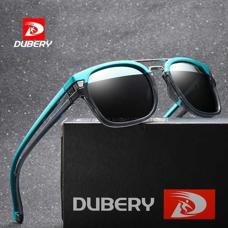 f4312e1f80 DUBERY Sunglasses Men Polarized Women 2019 Square Frame Vintage Sport  Driving UV400 Retro HD Sun Glasses Mirror Luxury Brand NZ 2019 From  Value333