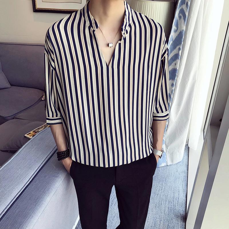 Cheap Checked Shirt Fashion Women Best Printed Shirt Standing Collar Slim  Fit e44642142