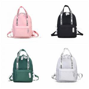 acba6fad5f Bowknot Nylon Backpacks Girls Teenagers Large Capacity Travel Bags Outdoor  Sports Shoulder Bags OOA6190 UK 2019 From Sport no1