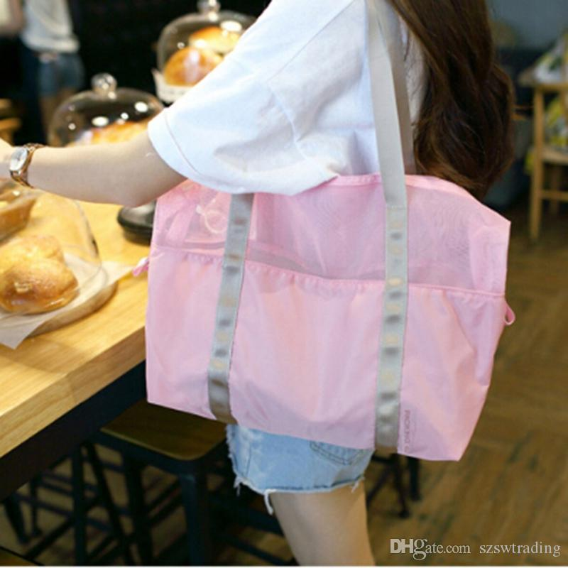 73b0a542c01 2019 Women Waterproof Outdoor Multifunctional Sport Swimming Beach Storage  Shoulder Bag Sport Accessories #665070 From Szswtrading, $22.12 | DHgate.Com