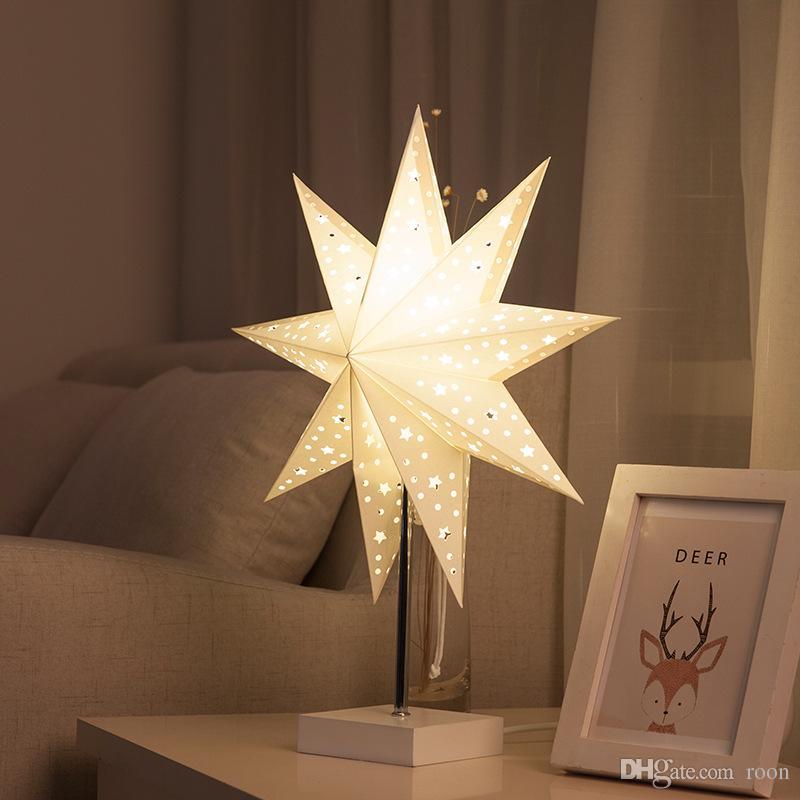 Acheter Simple Moderne Chambre Chevet Nuit Lumière Créatif ...